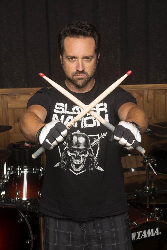Jon Dette - Drums
