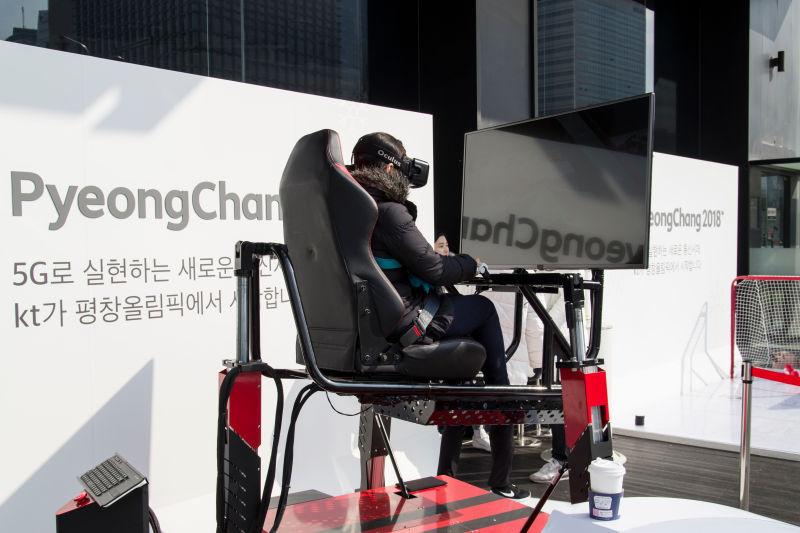 헬로우 평창! 평창동계올림픽을 즐기는 3가지 방법, VR 및 5G 첨단 기술 돋보여.