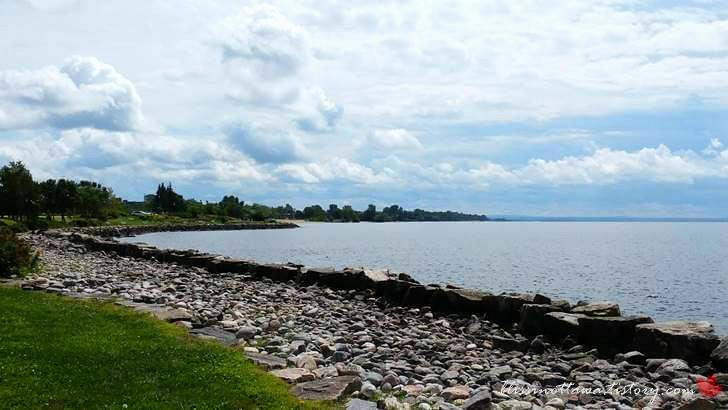 노스 베이 니피싱 호수입니다