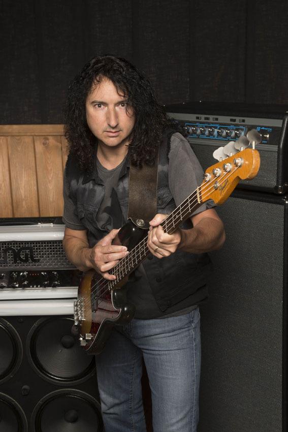 James Pulli - Bass