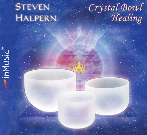 싱잉볼, 크리스탈 명상주발 - 힐링 음악, 집중력 강화 음악 Crystal Bowl Healing / Steven Halpern | inMusic 인뮤직 리뷰