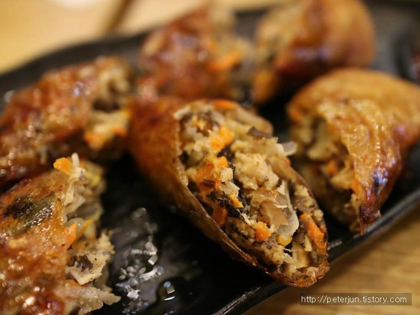하노이 음식 짜조
