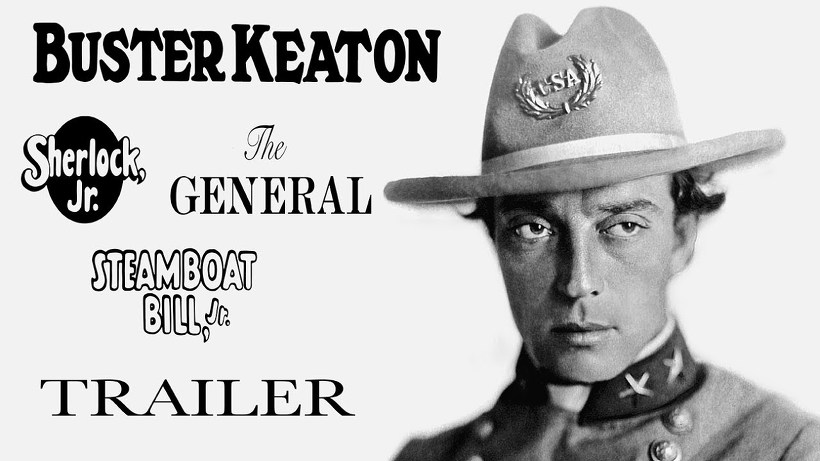 buster keaton and the general essay