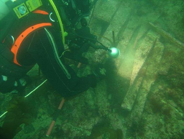 Doggerland underwater