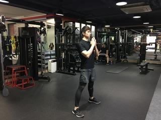 단시간 효과적인 칼로리 소모운동[하체편]-[점핑 스쿼트(Jumping Squat)]