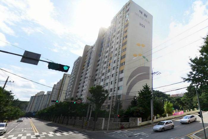 용흥동아파트 해원하나로2차