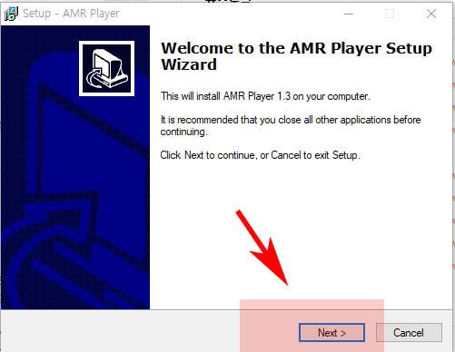 AMR 파일 플레이어 MP3 변환 프로그램 다운로드