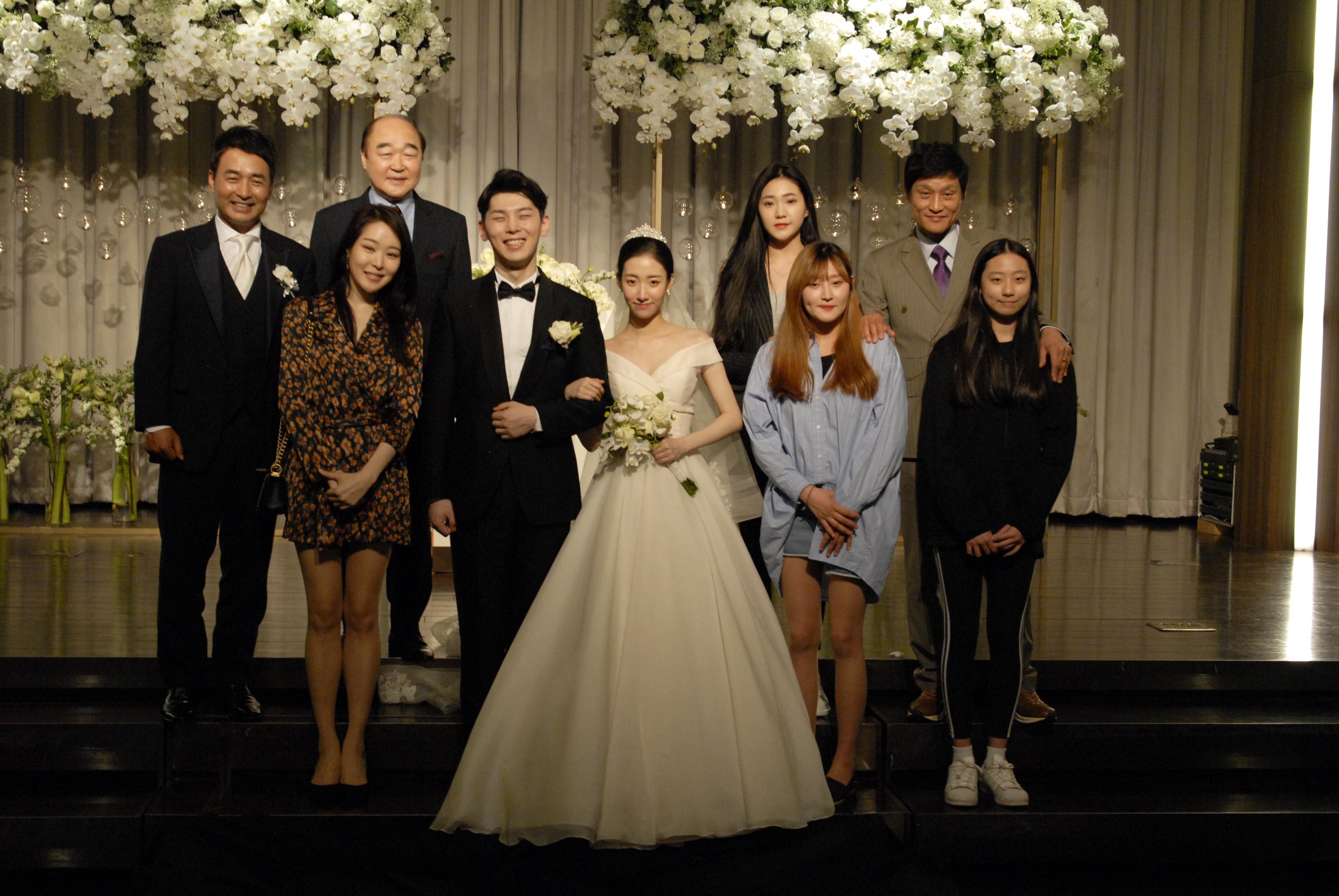 방송인 배동성 딸 배수진양 결혼식 올려