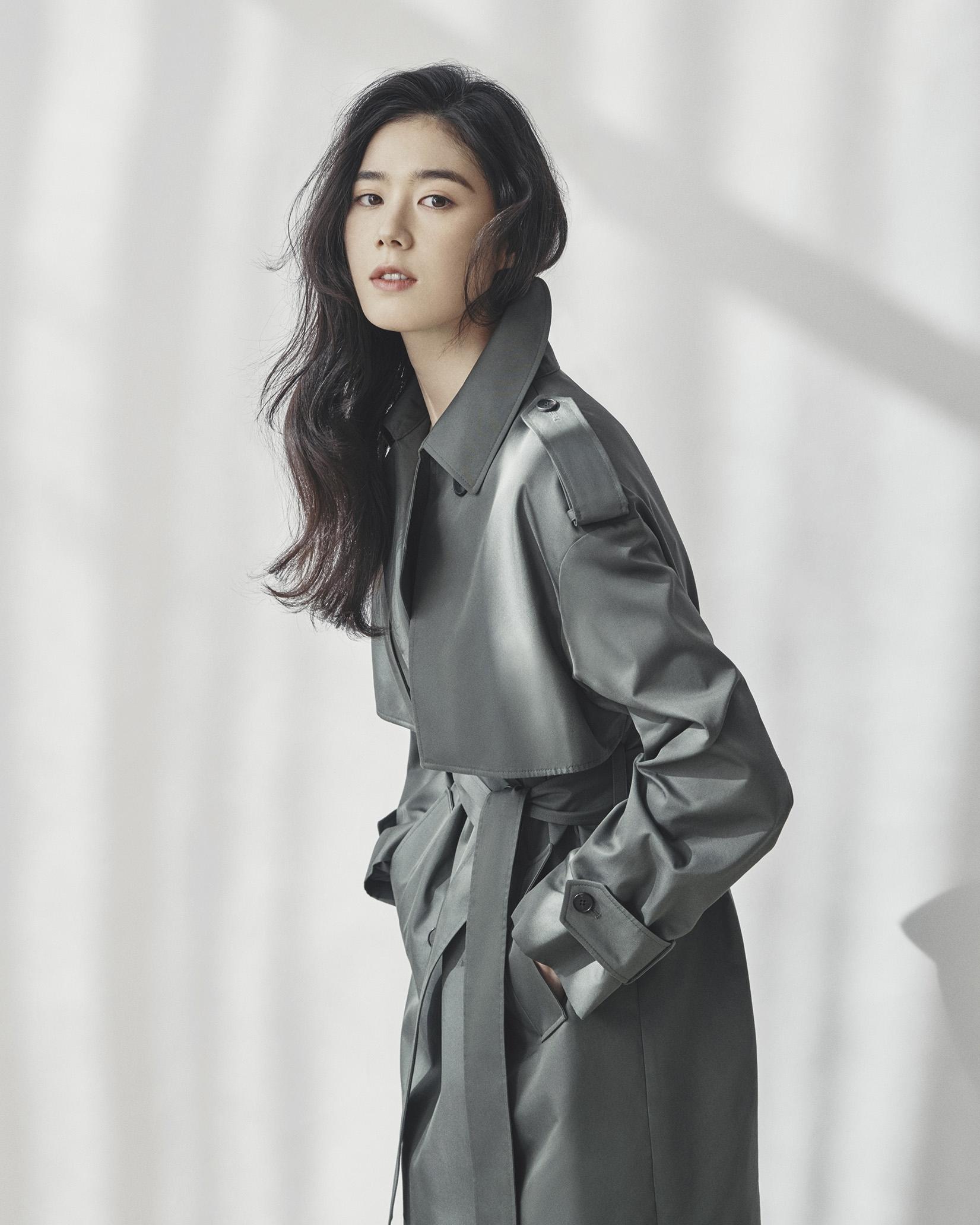 정은채 구호 2019 봄 시즌 화보