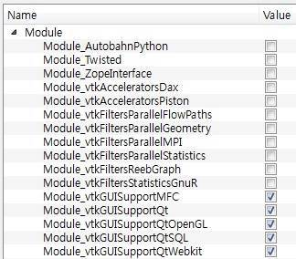 vtk visualstudio2013 빌드