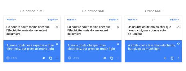구글 오프라인 번역, 더 똑똑하고 자연스러워진 AI 기반 언어 파일 배포