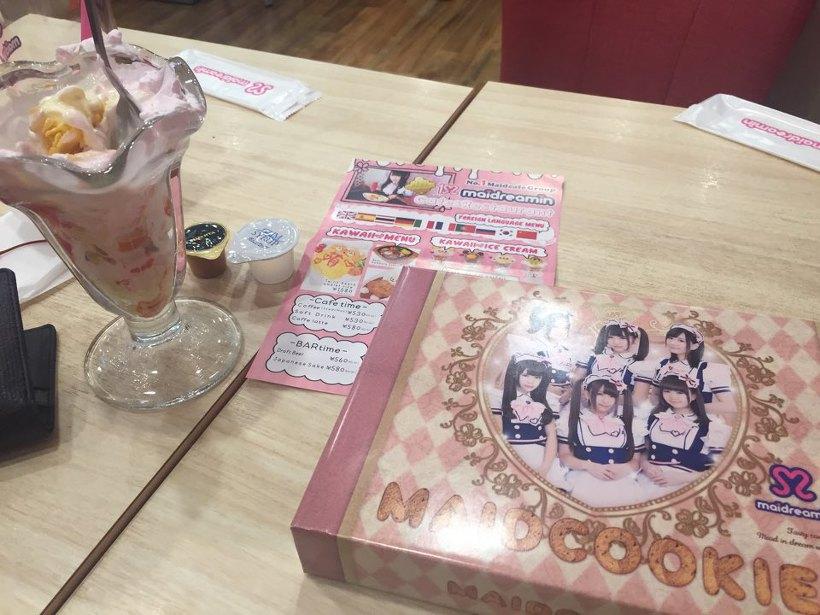 일본 도쿄 아키하바라 메이드 카페 후기