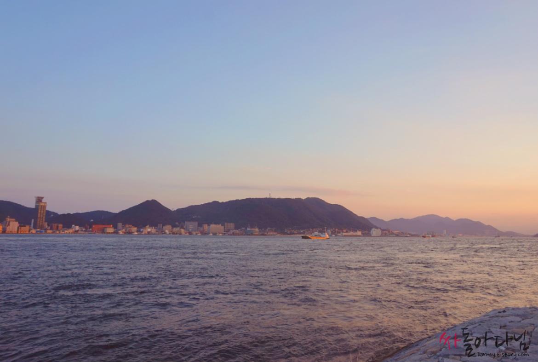 간몬해협(関門海峡)
