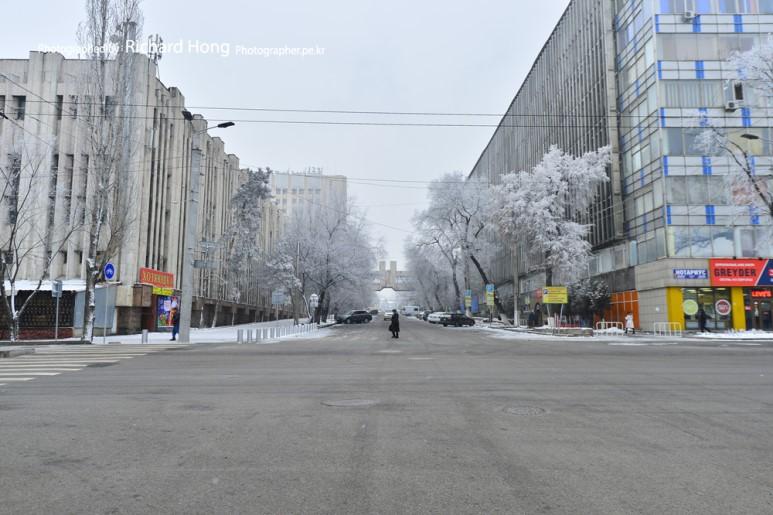 카자흐스탄 알마티 시내 투어 망했어요.