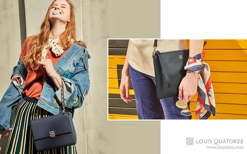 [데이트룩/스카프추천] 봄 나들이에 포인트가 될 가방&스카프 스타일링
